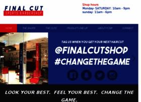 finalcutshop.com