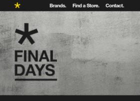 finaldays.com.au