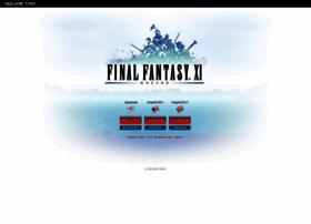 finalfantasyxi.com