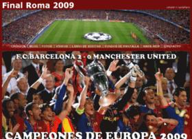 finalroma2009.com