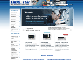 finaltest.com.mx