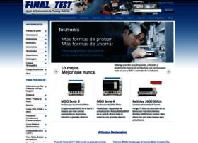 finaltest.com.mx