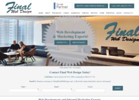 finalwebdesign.com
