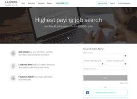 finance-jobs.theladders.com