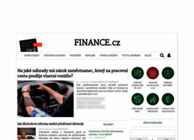 finance.cz