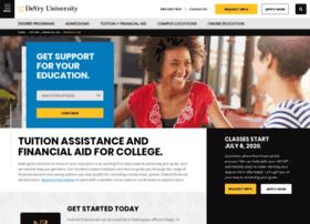 finance.devry.edu