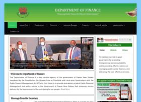 finance.gov.pg