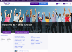 finance.groups.yahoo.com
