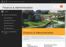finance.rit.edu