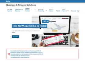 finance.ucla.edu