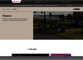 finance.veolia.com