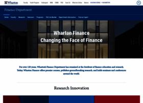 finance.wharton.upenn.edu