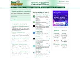 financeaffiliateprograms.com