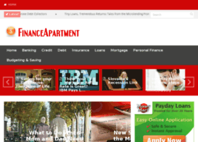 financeapartment.com