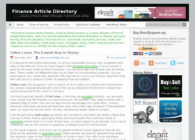 financearticledirectory.com