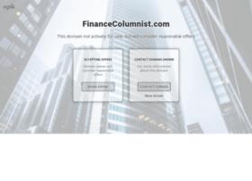 financecolumnist.com