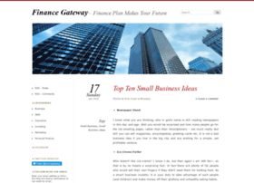 financegateway.wordpress.com