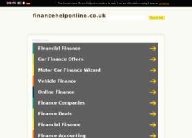 financehelponline.co.uk