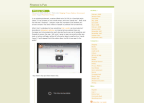 financeisfun.wordpress.com