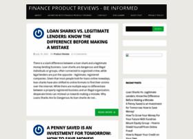 financeproductreviews.com