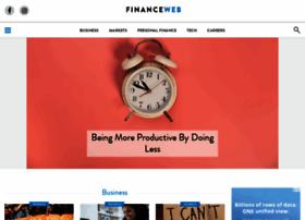 financeweb.org