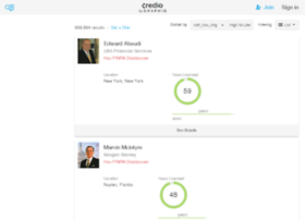 financial-advisors.credio.com