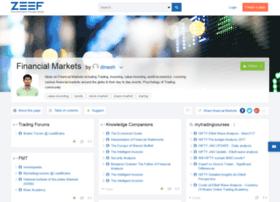 financial-markets.zeef.com