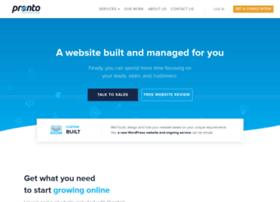 financial.prontomarketing.com