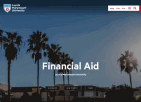 financialaid.lmu.edu