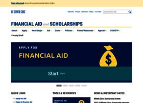 financialaid.ucsc.edu