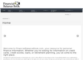 financialbalancebook.com