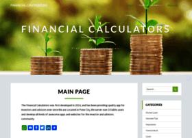 financialcalculatorsapp.com
