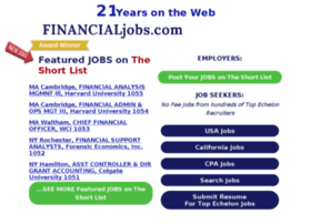 financialjobs.com