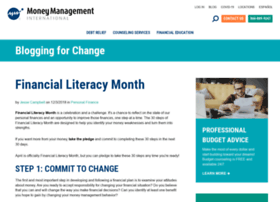 financialliteracymonth.com