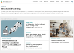 Financialplan.about.com