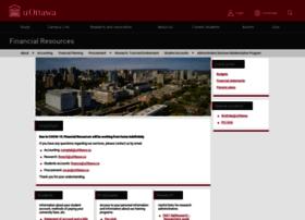 financialresources.uottawa.ca