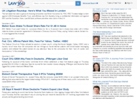 Financialservices.law360.com