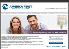 financialsolutions.americafirst.com