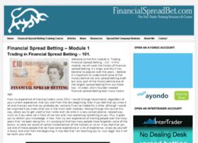 financialspreadbet.com