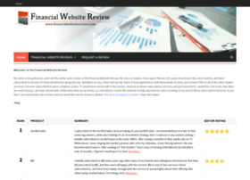 financialwebsitereview.com