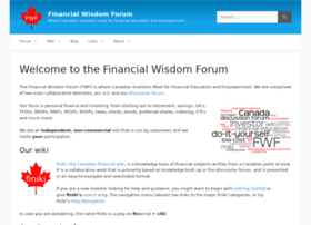 financialwisdomforum.org