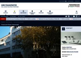 finanzamt-bonn-innenstadt.de