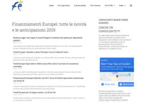 finanziamentieuropei.net