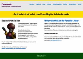 finanzwesir.com