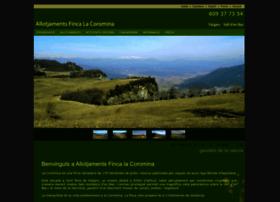 fincalacoromina.com