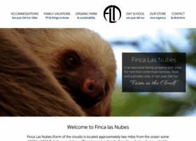 fincalasnubes.com