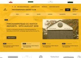 finchampsteadcc.co.uk