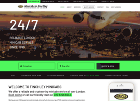 finchleyminicabs.com