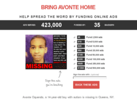 find-avonte.adbacker.com