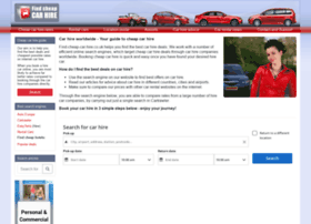 find-cheap-car-hire.co.uk